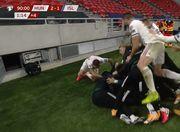 Два гола в концовке! Венгрия совершила камбэк с Исландией и вышла на Евро