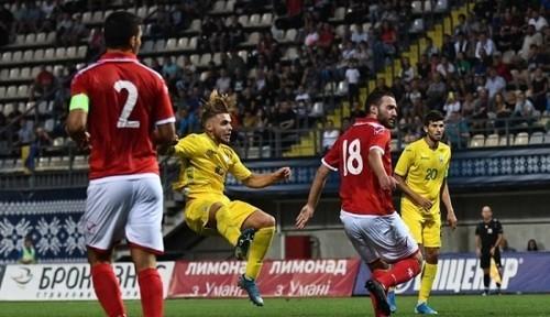 Где смотреть онлайн матч отбора на Евро-2021 Мальта U-21 – Украина U-21