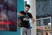 ФОТО. Украинский боксер заразился гепатитом A во время боя с россиянином