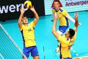 В мировом волейбольном рейтинге сборная Украины на 22-м месте