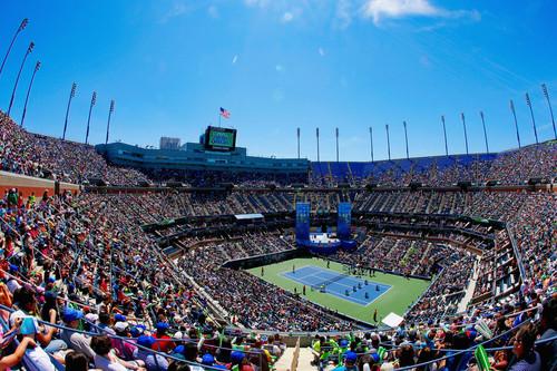 На кортах US Open в Нью-Йорку створять тимчасовий госпіталь
