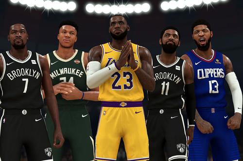 НБА проведе турнір з NBA 2K20 серед зірок чемпіонату