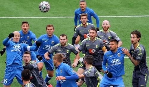 ВИДЕО. Лучшие сейвы второго тура чемпионата Беларуси