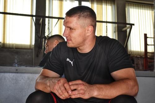 СИРЕНКО: «Для меня большая честь быть в плеяде с Усиком и братьями Кличко»