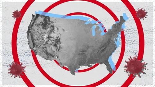Более 2 млн смертей. В США спрогнозировали количество жертв коронавируса