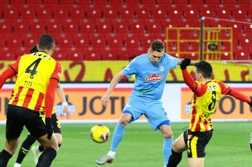 Денис ГАРМАШ: «В Турции после Динамо вполне нормально»