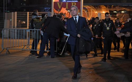 УЕФА предупредил Каштру и Шахтер, а также оштрафовал Бенфику