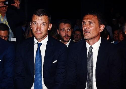 Андрей ШЕВЧЕНКО: «В 95-м году у меня не было шансов против Мальдини»