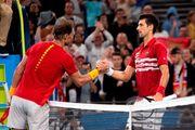 Итоговый турнир ATP. Расписание и результаты матчей
