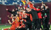 Красные львы для Украины на Евро-2020