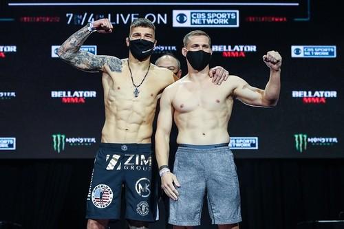 Ярослав АМОСОВ: «Спасибо моему сопернику за бой! Логан, ты реальный воин!»
