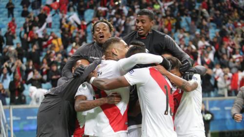 Чили - Перу. Прогноз на квалификационный матч к Чемпионату мира