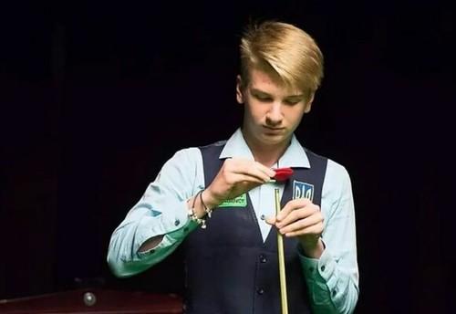 Юлиан Бойко проиграл в первом раунде квалификации German Masters