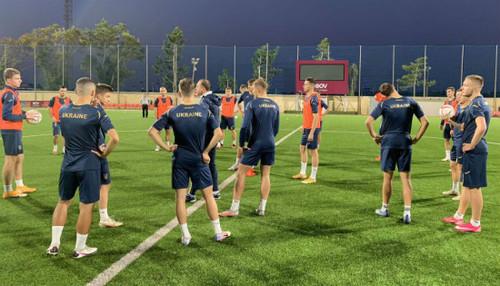 Трубин, Сирота и Булеца - в составе Украины U-21 на матч отбора