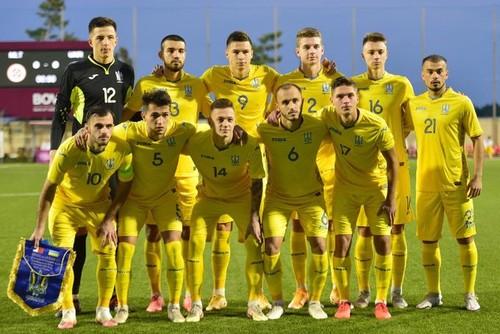 С настроением товарищеской игры. Украина U-21 обыграла Мальту