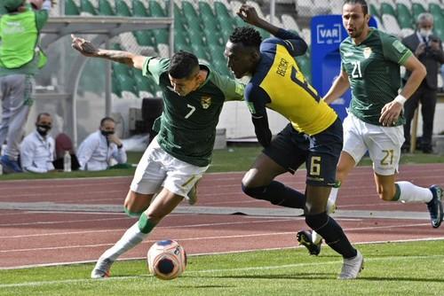 Боливия – Эквадор – 2:3. Видео голов и обзор матча