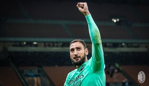 Милан договорился по новому контракту с Доннаруммой