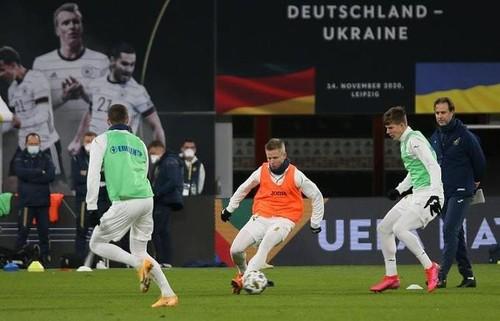 Германия – Украина. Прогноз и анонс на матч Лиги наций