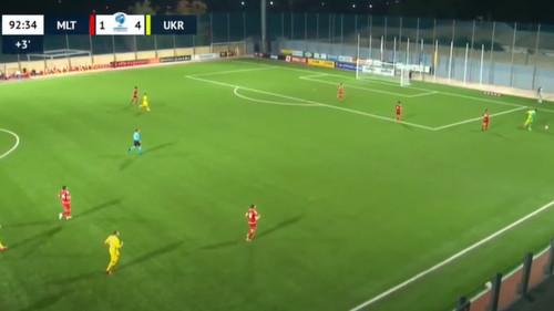 Мальта U-21 – Украина U-21 – 1:4. Видео голов и обзор матча
