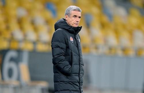 УЕФА дисквалифицировал Луиша Каштру на один матч еврокубков