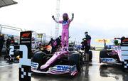 ВІДЕО. Як Стролл виграв свій перший поул в кар'єрі Формули-1