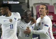 Португалия – Франция – 0:1. Видео гола Канте и обзор матча