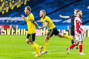Швеция – Хорватия – 2:1. Даниэльсон забил и себе, и сопернику. Видео голов