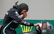 Льюис ХЭМИЛТОН: «Помню, как выигрывал Шумахер. 7 титулов - невероятно»