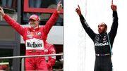 ВІДЕО. Шумахер і Хемілтон: дві легенди, 14 чемпіонських титулів