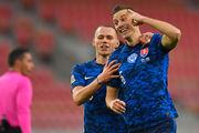 Словакия – Шотландия – 1:0. Видео гола и обзор матча