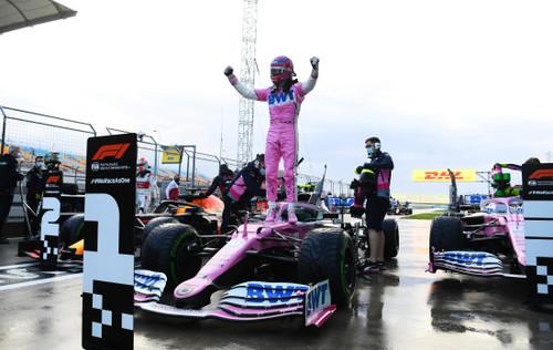 ВИДЕО. Как Стролл взял свой первый поул в карьере Формулы-1