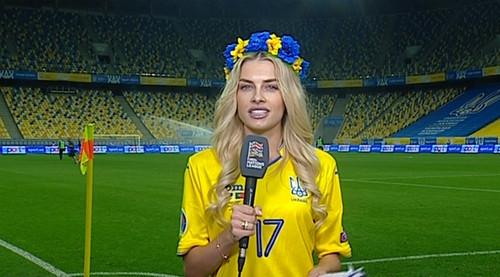 Влада Зинченко назвала самое крутое футбольное событие в жизни
