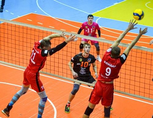 Определились все участники третьего этапа мужского Кубка Украины