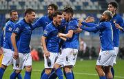 Лига наций A. Италия справилась с Польшей, Дания вырвала победу у Исландии