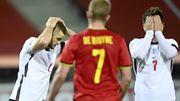 Бельгия – Англия – 2:0. Видео голов Тилеманса и Мертенса и обзор матча