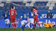 Италия – Польша – 2:0. Видео голов Жоржиньо и Берарди и обзор матча