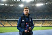 ФОТО. Цыганков и «малыш Йода». Украинский футболист отметил 23-летие