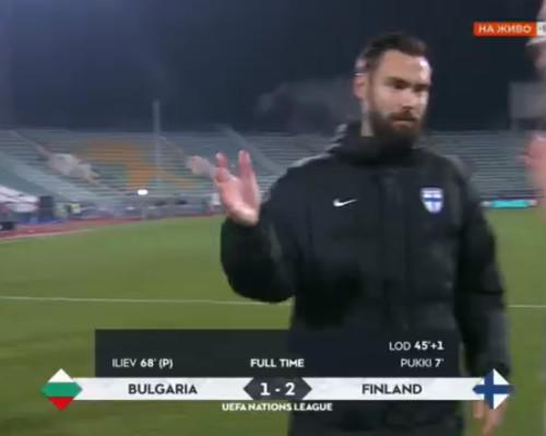 Болгария – Финляндия – 1:2. Видео голов и обзор матча