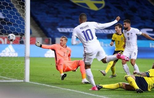 Франция – Швеция. Прогноз и анонс на матч Лиги наций