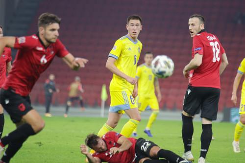 Албанія – Казахстан – 3:1. Відео голів та огляд матчу