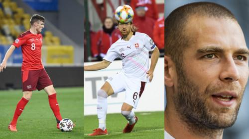 В сборную Швейцарии довызваны три игрока на матч с Украиной