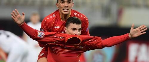 Армения – Северная Македония. Прогноз и анонс на матч Лиги наций