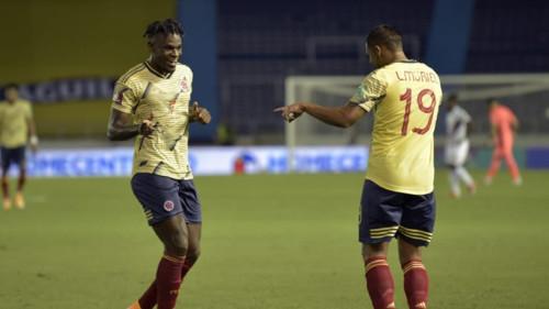 Эквадор - Колумбия. Прогноз на матч квалификации Чемпионата мира