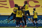 Квалификация ЧМ-2022. Эквадор разгромил Колумбию, Венесуэла переиграла Чили