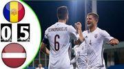 Андорра – Латвия – 0:5. Видео голов и обзор матча