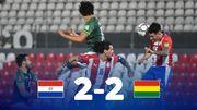 Парагвай – Боливия – 2:2. Видео голов и обзор матча