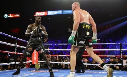 Фьюри вернется в ринг в феврале или марте. Уайлдер - возможный соперник