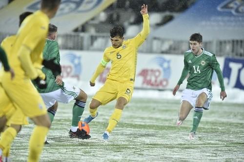 Украина U-21 – Северная Ирландия U-21 – 3:0. Видео голов и обзор матча