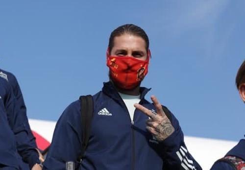 Рамос получил травму в матче с Германией
