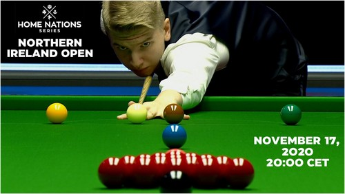 Юлиан Бойко проиграл в первом раунде Northern Ireland Open